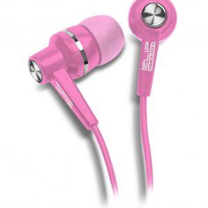 Audifonos Klip Xtreme KSE-105 3.5mm Color Rosado