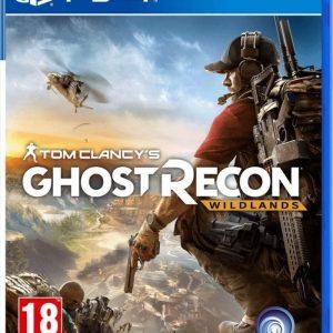 Videojuego Ghost recon wildlands Tom Clancy PS4