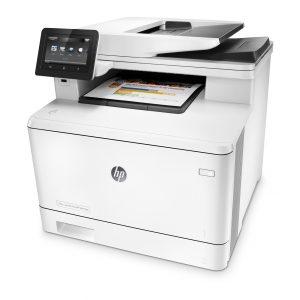 Impresora multifuncional Hp laserjet pro mfp m477fdw