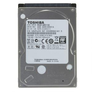 "Disco duro Toshiba 2.5"" 1tb sata 5400 rpm para notebook"