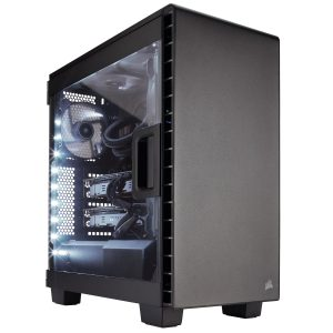 Case Corsair Carbide Series Clear 400C