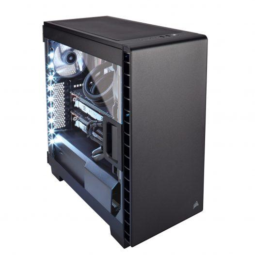 Case Corsair Carbide Series Clear 400C