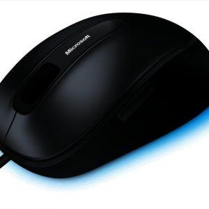 Mouse Alambrico Microsoft Comfort Color Negro
