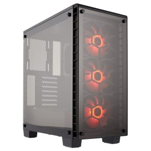 Case Corsair Crystal series 460X RGB ATX