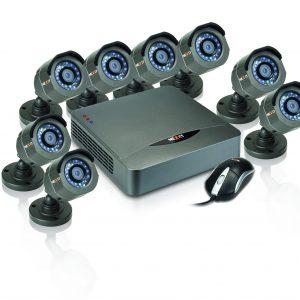 Sistema de vigilancia Nexxt akd-0878hd