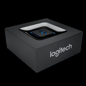 Receptor de música Logitech bluetooth