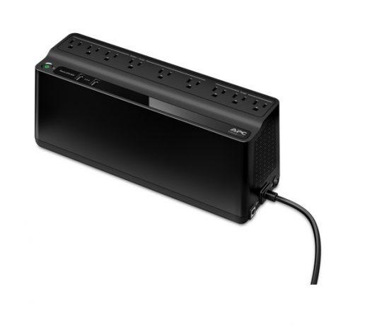 UPS APC BE850M2 850VA 9 tomas 2 Puertos USB