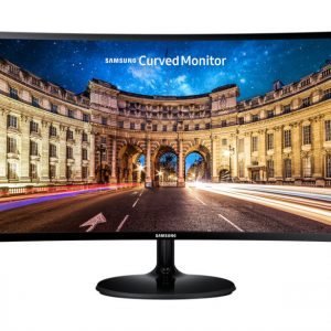 "Monitor LED Samsung 24"" Curvado 1920x1080 HDMI"