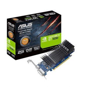 Tarjeta de video ASUS GT1030-2G-CSM 2GB GDDR5