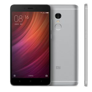 "Celular Xiaomi Redmi Note 4 2sim gris 5.5"" 13MP 3GB 32GB"