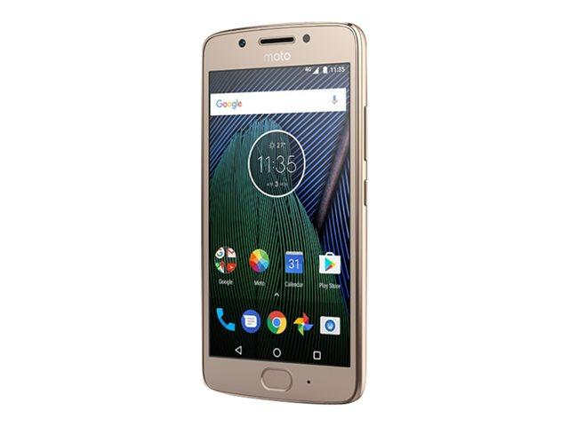 e00805b0f Celular Motorola Moto G5 plus XT1681 5.2