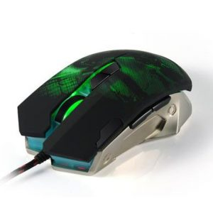 Mouse Alambrico Gaming Molvu Gamer G7