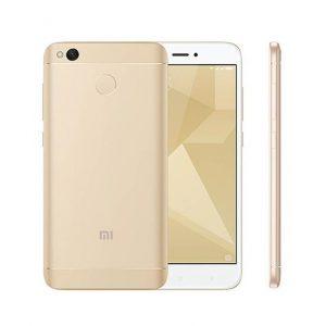 """Celular Xiaomi Redmi 4X 2sim dorado 5"""" 13MP 3GB 32GB"""