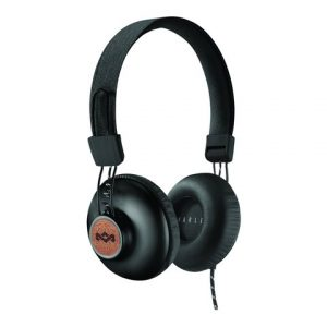 Audifonos House Of Marley Positive Vibration Color Negro