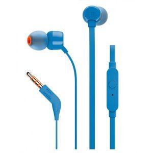 Auriculares JBL T110 internos con micro - en oreja