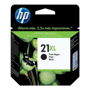 Cartucho HP 21XL Alto rendimiento