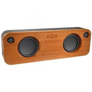 Altavoz House of Marley Get Together color negro