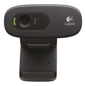 Cámara web - Logitech HD Webcam C270