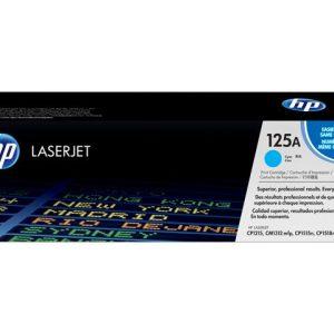Toner HP 125A Cián