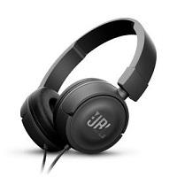 Audifonos JBL T450 3.5mm Color Negro