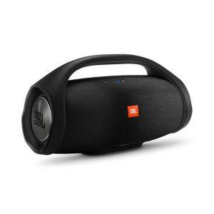 Bocina Bluetooth JBL Boombox Color Negro