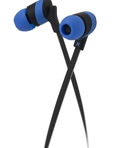 Airbuds Deportivos, Audífonos con Micrófono Unno Tekno Color Azul HS7111BL
