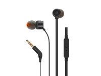 JBL T110 - Auriculares internos con micro - en oreja