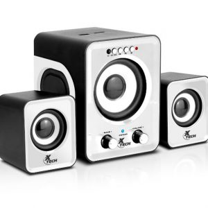 Xtech XTS-375WH - Speakers - Wired