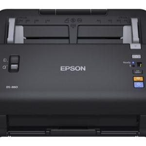 Escáner de documentos a dos caras - Epson WorkForce DS-860