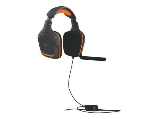 Audífonos Logitech G231 Gaming