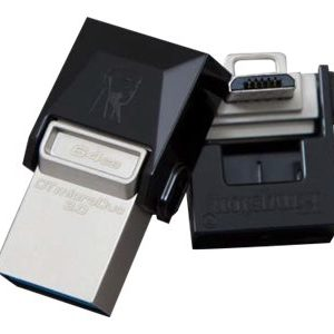 Memoria USB Kingston 16GB MicroDuo 2.0 (OTG)