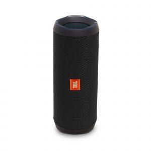 Bocina Bluetooth JBL Flip 4 Resistente al Agua Color Negro