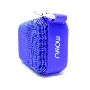 Bocina Bluetooth Molvu Dipidot Color Azul