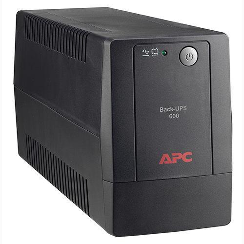 Ups Interactivo APC BX600L-LM 600VA 4 Tomacorriente