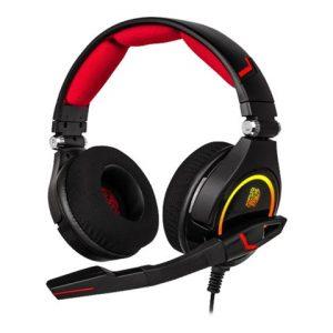 Audifonos Thermaltake eSports Cronos Gaming RGB 7.1 Color Negro