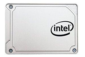 Unidad en estado sólido Intel 545S