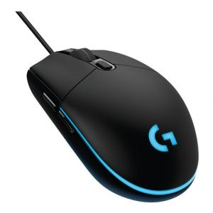 Mouse Alambrico Gaming Logitech G203 Prodigy Color Negro