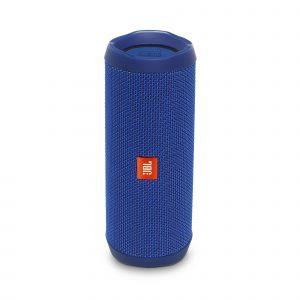 Bocina Bluetooth JBL Flip 4 Resistente al Agua Color Azul