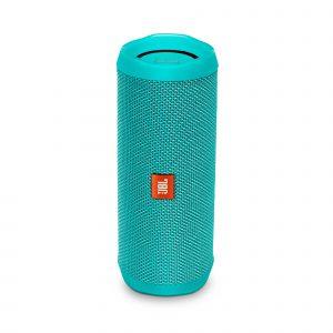 Bocina Bluetooth JBL Flip 4 Resistente al Agua Color Turquesa