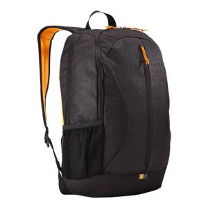 "Mochila para Laptop Marca Case Logic Ibira de 15.6"" Color Negro"