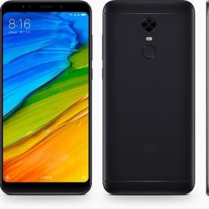 Celular Xiaomi Redmi 5 Plus 2 SIM negro