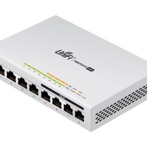 Switch Ubiquiti UniFi Switch US-8-60W -  Gestionado