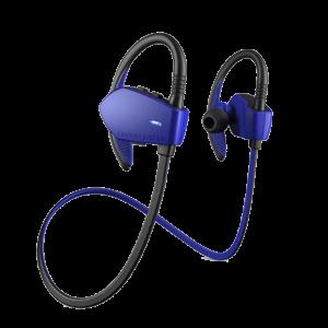 Audifonos Deportivos Bluetooth Color Azul