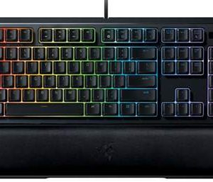 Teclado Mecanico Gaming Razer Ornata Chroma color negro