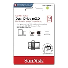 Memoria USB SanDisk Ultra Dual 64 GB OTG