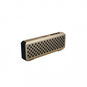 Bocina Bluetooth Klip Xtreme Port. Audio KWS-614GD  Color Bronce