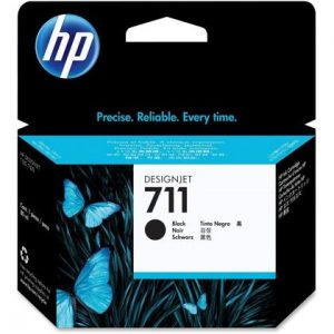 Cartucho HP 711 Negro