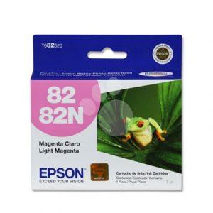 Cartucho Epson 82 Magenta Claro