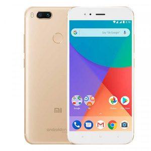 """Celular Xiaomi MI A1 5.5"""" - 64GB 12mgpxl Dual SIM Dorado"""