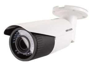 Cámara de vigilancia de red Hikvision para exteriores